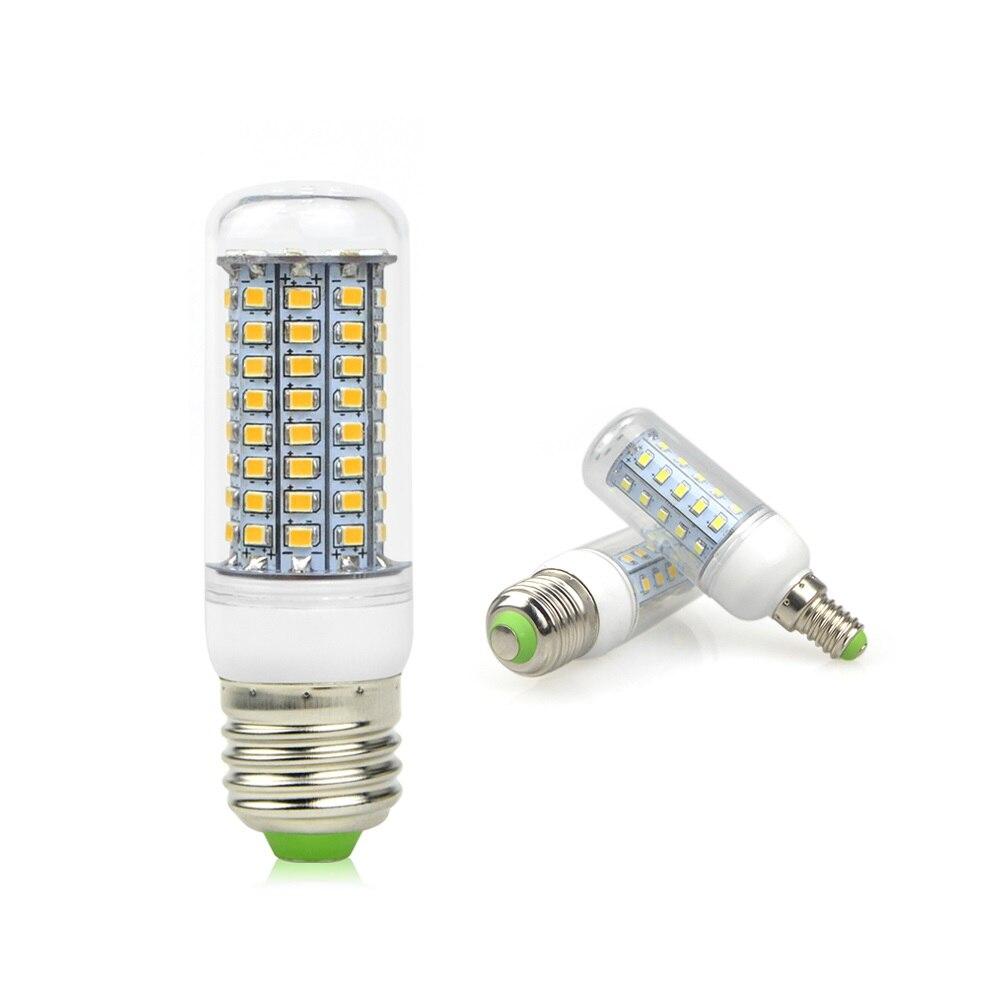 Super Bright E27 E14 Led Bulb Light Replace Cfl 7w 12w 15w