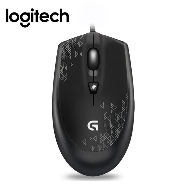 3ca35fc7ce8 Logitech G90 USB 2.0 2500DPI Wired LED Optical Gaming Mouse PC Gamer Wired  USB Mice for Computer Notebook TV Box