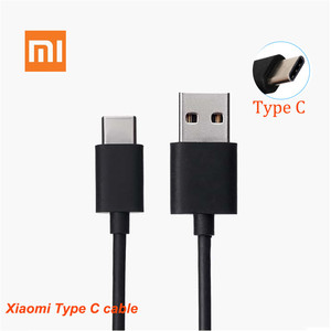 Oringial xiaomi type c USB C Charger Cable Usb-c Fast Charging For mi 9 8 lite 8 se 4c 5 5x 6 6x a1 a2 tablet 2 3 4 redmi note 7(China)