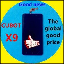 Cubot X9 черный Экран ЖК-дисплей Дисплей + сенсорный стекло Панель дигитайзер Ассамблеи Замена + Инструменты