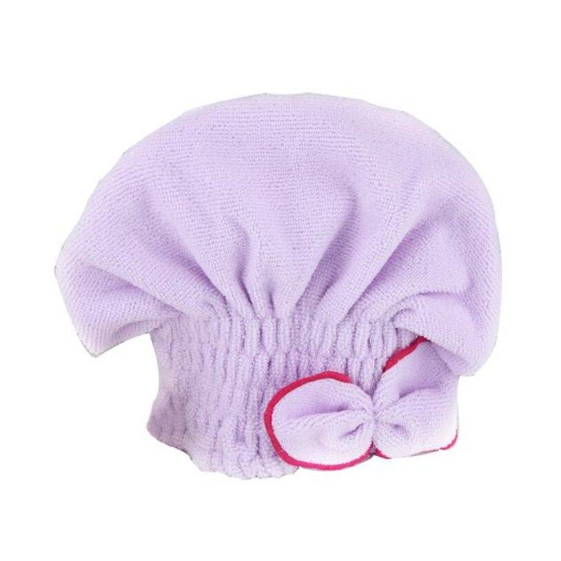 Newly Textile <font><b>Useful</b></font> <font><b>Dry</b></font> <font><b>Microfiber</b></font> <font><b>Turban</b></font> <font><b>Quick</b></font> <font><b>Hair</b></font> <font><b>Hats</b></font> Towels Bathing Shower cap