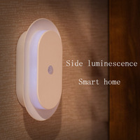 Nnovative Toilet Intelligent Lighting New Unique Product Infrared Energy Saving Mini Smart Home Automation