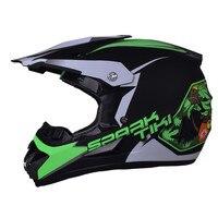 Light Weight Motocross Helmet Off Road Capacete Casco Motocross Downhill Bike DH ATV Helmets Dirt Bike