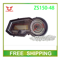zongshen ZS150-48 ZS125-48 125cc 150cc dirtbike speedometer odometer instrument motorcycle accessories free shipping