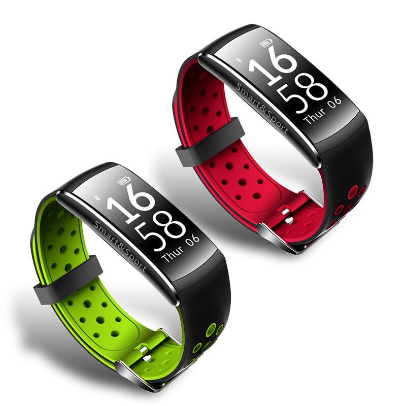 Q8 Smart Bluetooth Bracelet Heart Rate Sleep Monitor Samrt Wrist Band for Men Women Sport Bands