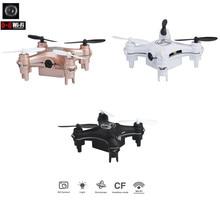 Haute Quqlity Mini RC Quadcopter 2.4 GHz 4CH 6-Axis Gyro 3D UFO Drone FPV avec WIFI Nano Caméra Cadeau Pour Enfants Jouets En Gros