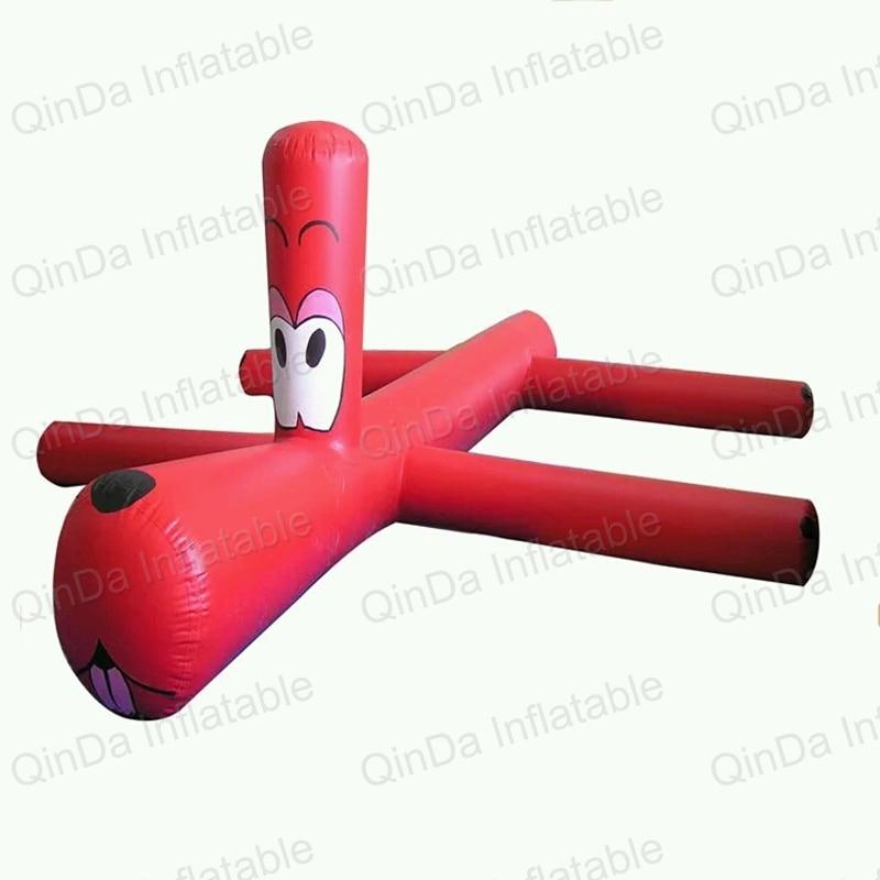 Базенска плутајућа играчка на напухавање воде игре животни прстен плутача на напухавање вода птица базен играчке за децу