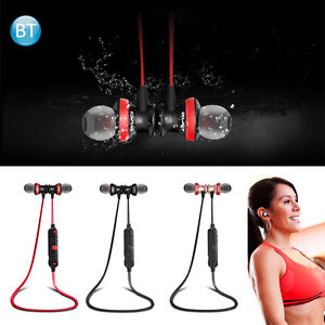 Bluetooth Wireless Earphones Stereo Inear Earbuds Sport Ecouteur Stereo fone de ouvido with Mic waterproof wireless earbuds bluetooth earphones with mic super bass stereo headset fone de ouvido sem fio auriculares ecouteur