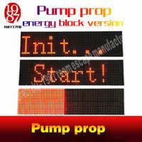 Takagism Game Real Room Escape Prop Jxkj 1987 Pump The Sensor The Energy Block Will Rising
