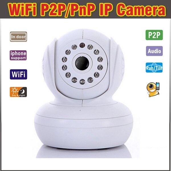 Беспроводная Ip-камера 3.6 ММ ИК Ночного Видения Камеры Безопасности Wi-Fi Pan Tilt 10 М Беспроводной Домашней Камеры Безопасности Движения обнаруже…