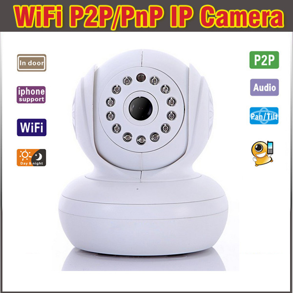 Wireless IP Camera 3.6MM IR Night Vision Security Camera Wifi Pan Tilt 10M Wireless Home Security Cameras Motion Detection sricam sp018 hd 1080p wireless wifi ip indoor security camera night vision p2p motion detection pan and tilt