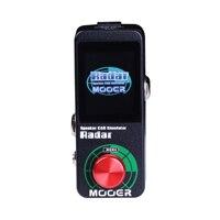 Mooer Radar Speaker CAB Simulator Effect Pedal Effects Stompbox For Electric Guitar 36 Presets 30 Speaker