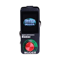 Mooer Radar Speaker CAB Simulator Effect Pedal Effects Stompbox For Electric Guitar 36 Presets 30 Speaker
