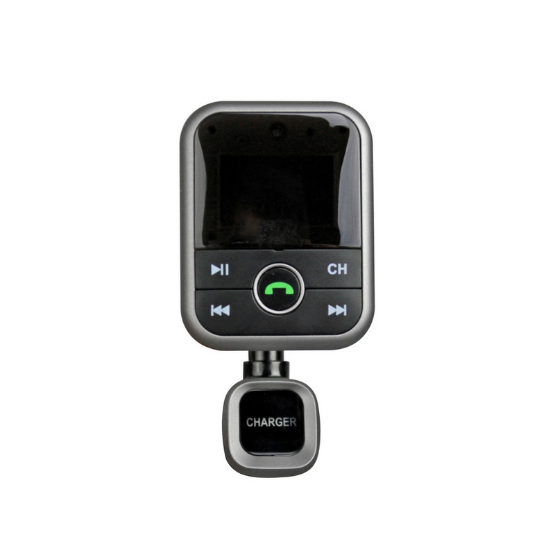 Image 4 - BT67 Car FM Transmitter Built in Microphone With Bluetooth Vehicle Stereo Music Player 3.5MM Jack Professional Auto MP3 Player-in Car MP3 Players from Automobiles & Motorcycles