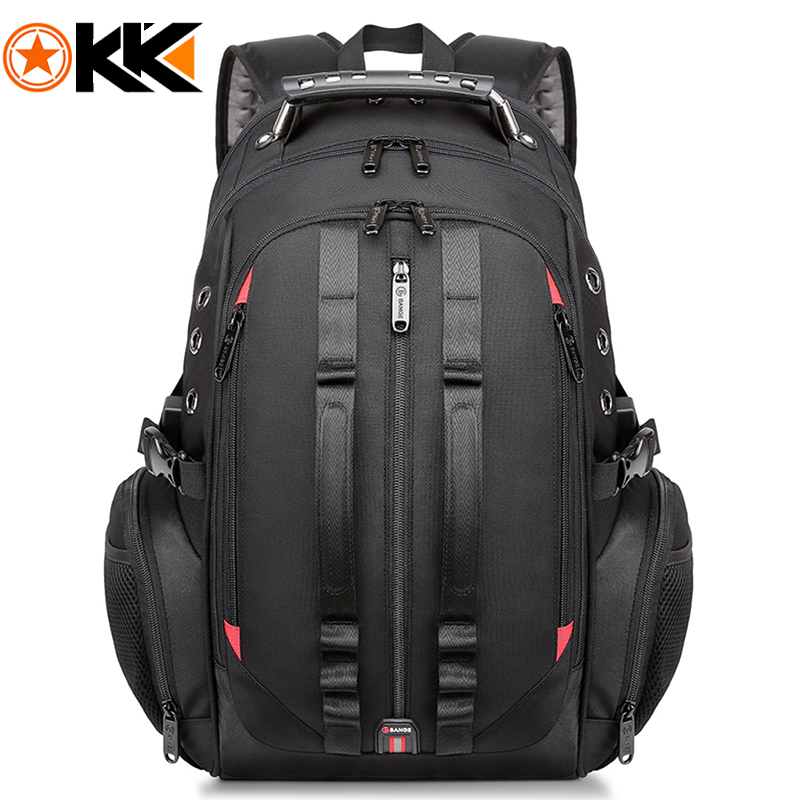 Male 45L Travel backpack 15.6 Laptop Backpack Men USB Anti theft Backpacks for teens schoolbag youth mochila women backbag Рюкзак