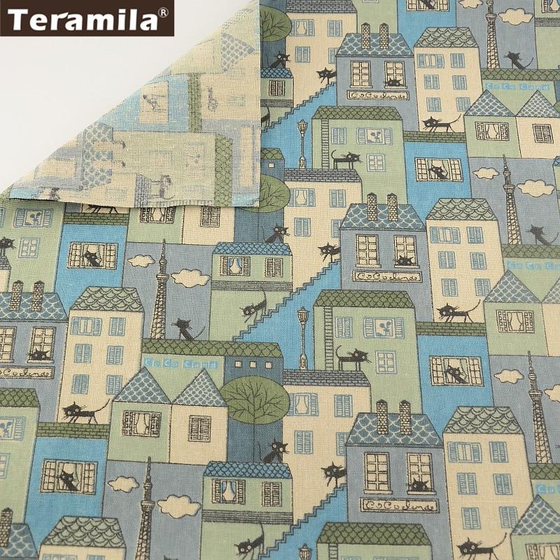 Tissu mantel almohada bolsa de cortina de tela de lino cojín almohada zakka tera