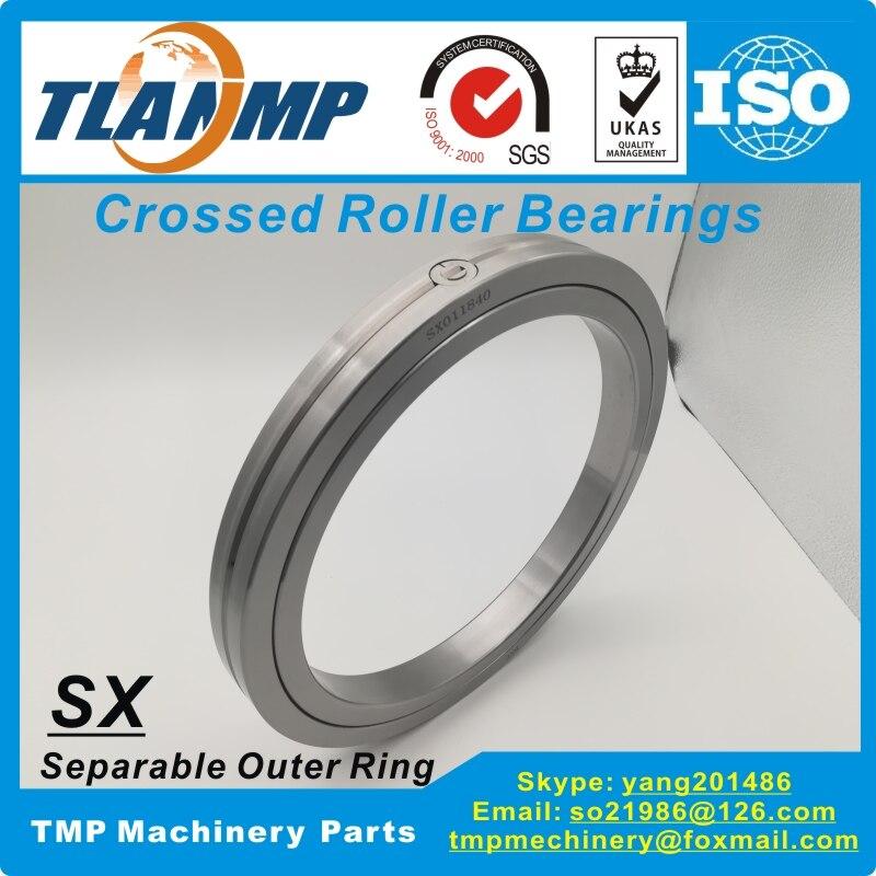 SX011824 roulements à rouleaux croisés (120x150x16mm) section mince roulements robotisés de haute précision de marque TLANMP