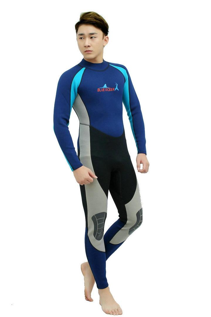 სკუბი diving wetsuit 3mm 2MM ლუქსი - სპორტული ტანსაცმელი და აქსესუარები - ფოტო 4
