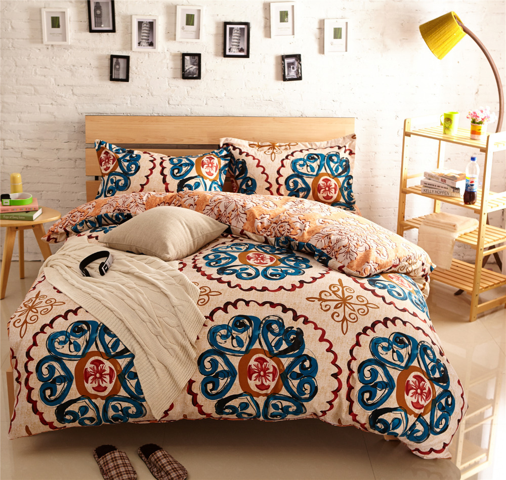 Paisley Comforter Sets White Bed Linen Floral Bedding Sets Girls Bed Sheets  Luxury Comforters And Quilts Cheap Bedding In Bedding Sets From Home U0026  Garden On ...