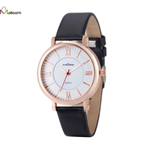 Malloom Relojes mujer women watches women top famous brand luxury casual watches women fashion watch 2017 unisex watches #YHE0