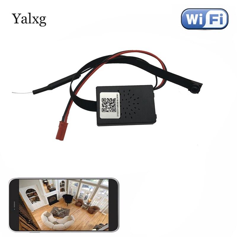 Mini Wireless HD 1080P Network Camera Module Board DIY Security Camera For Home Security Mini DV DVR Motion Sensor Camera