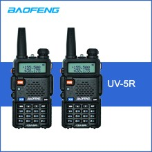 Get more info on the 2pcs BAOFENG UV-5R Interphone Walkie Talkie Two Way Radio FM Transceiver Dual-band DTMF VOX Alarm LED Flashlight Key Lock
