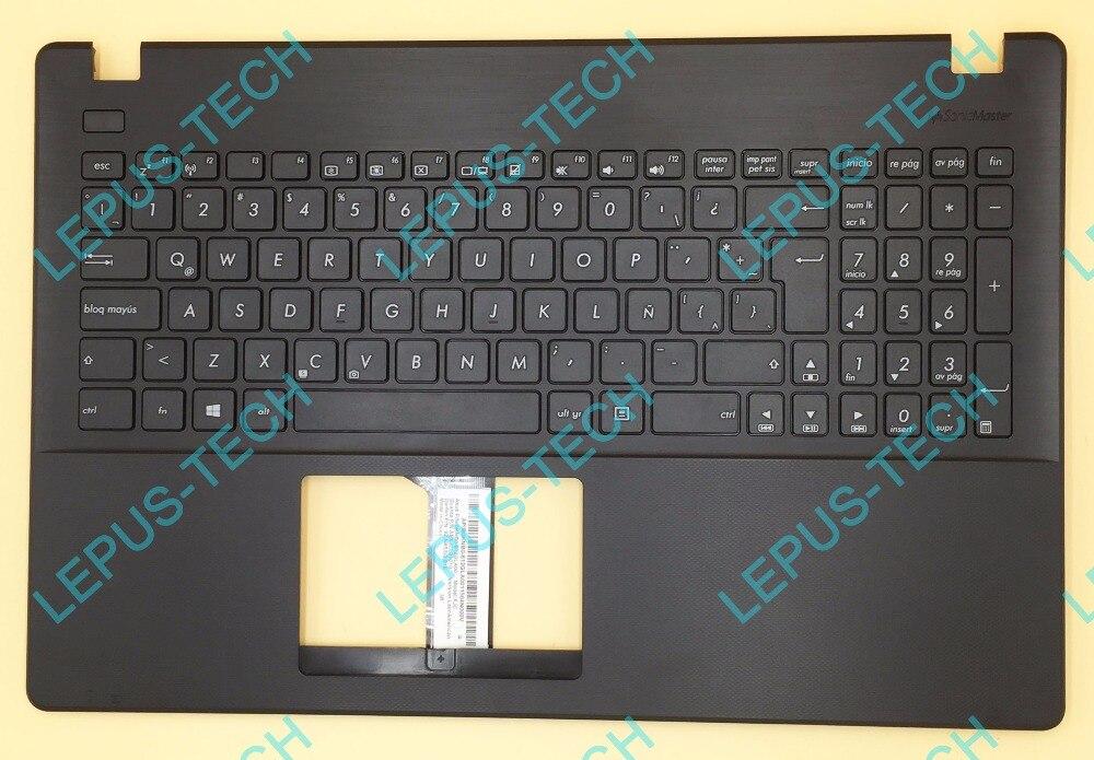 LA Latine Clavier Pour ASUS X550 K550V Y582 X552E A550L Y581C F550 R510JK Top Couvercle Supérieur Cas Repose-poignets 90NB04TB-R31LA0 Noir