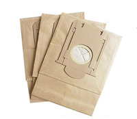 Pack Of 12 Universal Paper Bags Vacuum Cleaner Filter Bags Suitable For Philips Dust Collector Bags