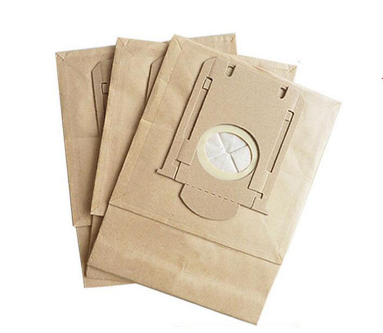 12pcs Universal Paper Bags Vacuum Cleaner Filter Bags Suitable For Philips Dust Collector Bags ntnt free shipping ntnt 5 pcs paper dust bags suitable for bosch type k bsn1600cn filter bags