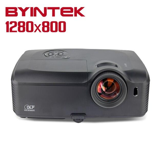 BYINTEK Home Theater Projector BD514 300inch Advertise Presentation