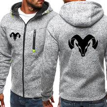 New Fashion Men Hoody Jacket Printed Zipper Sweatshirts Casual Hooded Pullover Autumn and Winter Coat demoniq magnetic marissa черное короткое платье с цветочной вышивкой