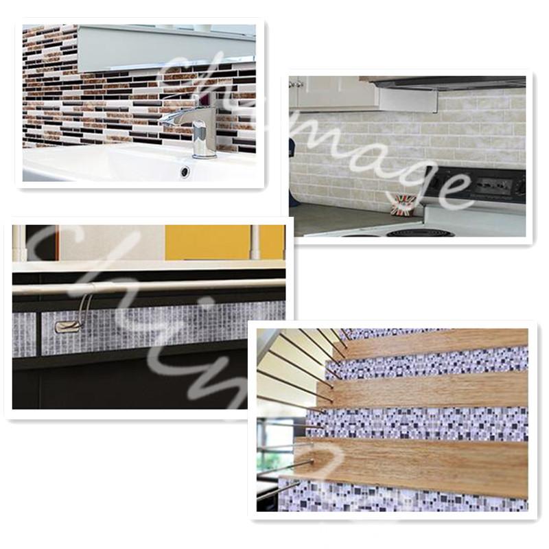 HTB12h6eQVXXXXXraFXXq6xXFXXX7 - Self Adhesive Mosaic Tile Wall decal Sticker DIY For Kitchen Or Bathroom