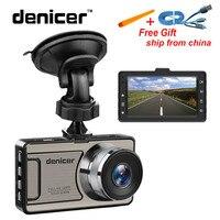 Novatek 96650 Car DVR 3 170 Degree Wide Angle Car Camera Full HD 1080p Dashcam G