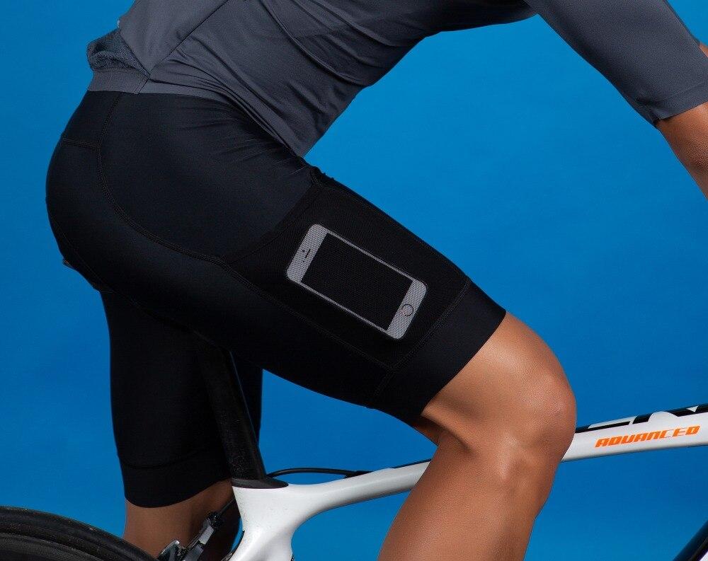 2019 nouveau SPEXCEL meilleur pour les longs voyages cyclisme cuissard avec poche latérale italie pad cuissard pour 7-8 heures cavalier meilleure qualité - 3