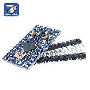 Image 5 - 10 ピース/ロットプロミニ 328 3.3V 8Mhz ATMEGA328 電子ビルディングブロック ATMEGA328P 5 V/16 メートル arduino の互換 Nano