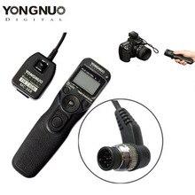 Yongnuo MC-36R N1 Temporizador Sem Fio Disparador de Obturador Remoto Para Nikon D3s D3x D700 D300S D300 D200 D100