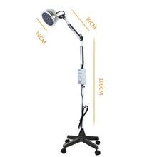 Temperatura ajustable luz infrarroja calefacción terapia lámpara dolor muscular frío alivio lámpara para la venta