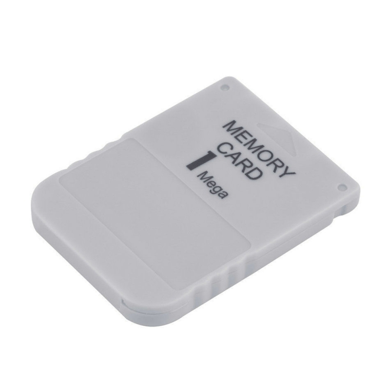 Memory Card for Playstation 1 One PS1 PSX Game Useful Practical Affordable New image