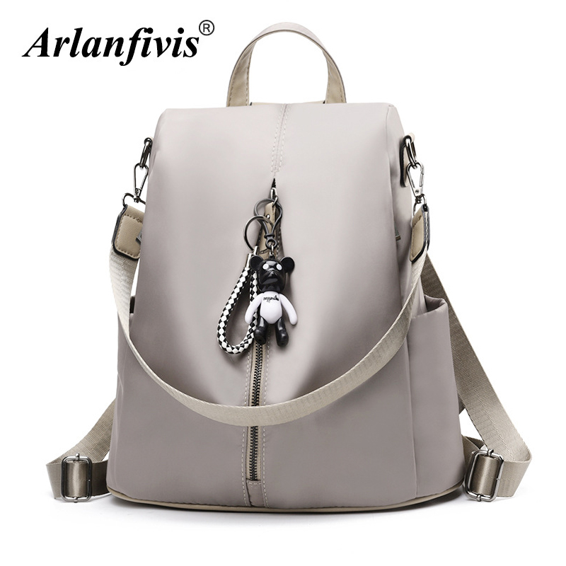 Large Capacity Fashion Women Backpack Oxford Women Bag Travel Female Backpack School Bags sac a dos femme mochilas mujer 2018 backpack mogenuine leather backpacks chila feminina mochilas school bags women bag travel bagpack mochilas mujer 2018 sac a dos