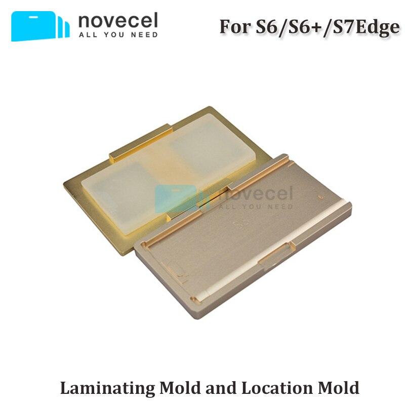LCD Laminieren und Standort formen Für S7 s6 s6 + rand s8 s8plus OCA Positionierung Mould Laminieren Lcd-bildschirm Sanierung