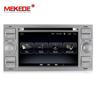 MEKEDE Android 8.1 Car DVD GPS Navigation Player for ford C Max Connect Fiesta Fusion Galaxy Kuga Mondeo S Max Focus wifi 3G