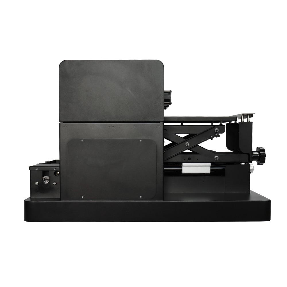2019 A4 LED UV-printer i lille størrelse med prægningseffekt Golf - Kontorelektronik - Foto 4