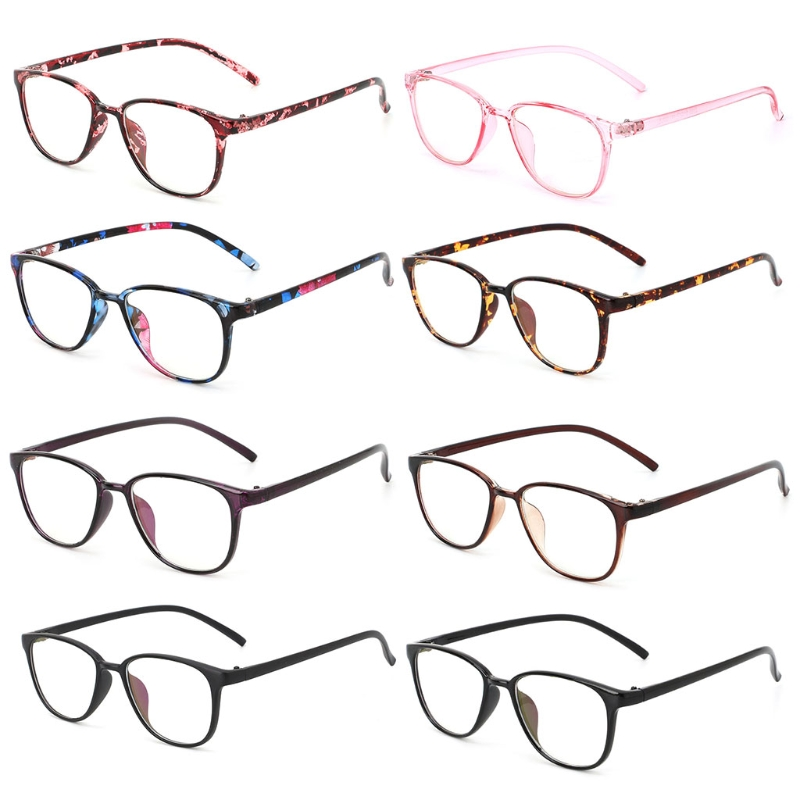 New Hot 1 Pc Unisex Optical Glasses Vintage Ultralight Classic Fashion Eyewear Decorative Spectacles for Men Women Top Quality