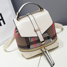 2016 New Designer Brand School Bags For Girls Teenagers Female Small Summer Backpack Women Designer Back Pack Mochila Colorida