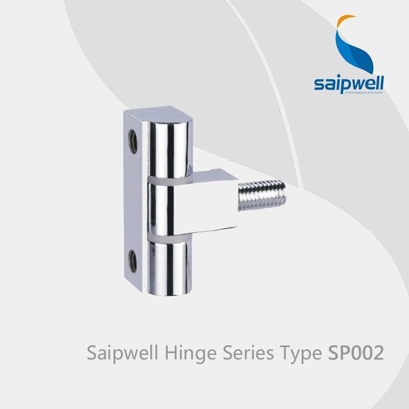Saipwell petites boîtes en métal charnière pour usage industriel SP002 en 10 pcs-pack