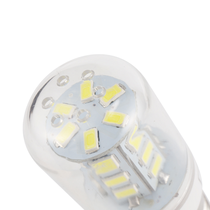 LED Lamp E27 Lampada LED Bulb E14 SMD5730 220V Corn Bulb 24 36 48 56 69 72LEDs Chandelier Candle LED Light For Home Decoration