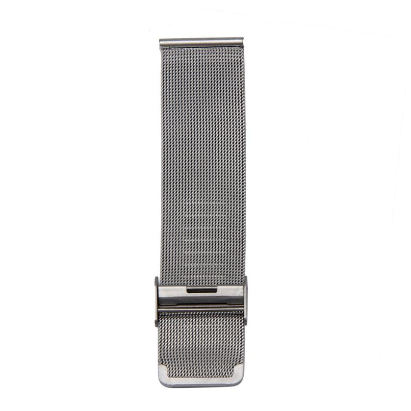 watch strap Fashion Stainless Steel 20mm Wrist Watch Band Strap Clock N30 relogio masculino