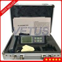 GM-07 digital medidor do brilho de 75 graus com escala 0.1 a 200 unidades do brilho único ângulo glossmeter tester