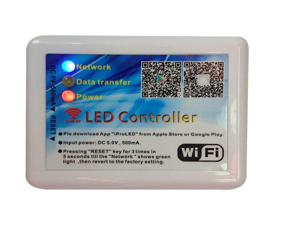wifi controller led