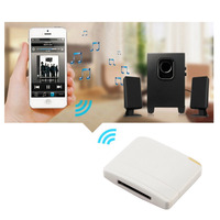 Bluetooth Music Receiver Audio Adapter For IPod For IPhone 30Pin Dock Speaker 2016 Hot Sale